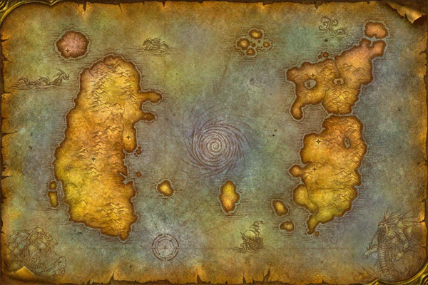 El increible mundo de world of warcraft tufuncion mapa de wow gumiabroncs Gallery