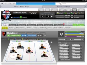 Juego online de Hockey sobre hielo